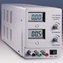 Alimentación eléctrica AC/DC / de salida simple / ajustable / digital