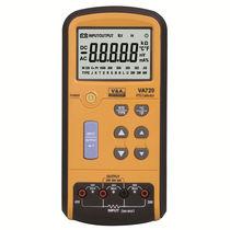 Calibrador de temperatura / de resistencia / para sensor RTD / de mano