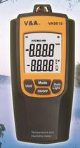 Aparato de medición temperatura / humedad relativa / de punto de rocío / digital