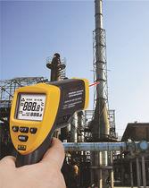Termómetro de infrarrojos / con pantalla LCD / portátil / industrial