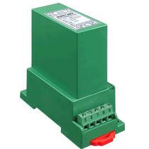 Transductor de corriente en riel DIN / DC