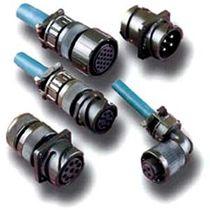 Conector de alimentación eléctrica / circular / con cierre de bayoneta / multipolar