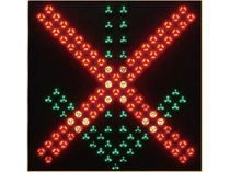 Visualizadores de control de vías / LED / electrónicos