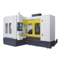 Machina de taladrado profundo CNC / para orificio profundo / horizontal / de dos husillos