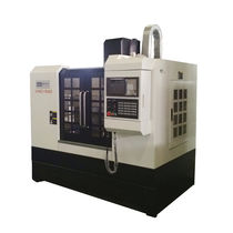 Fresadora CNC 3 ejes / vertical / de alto rendimiento