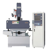 Máquina de electroerosión por penetración / para la fabricación de moldes / compacta / CNC