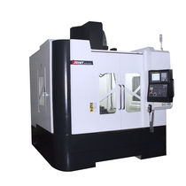 Fresadora CNC 4 ejes / 3 ejes / vertical / para aluminio