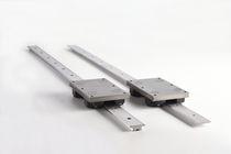 Guía lineal de patín / en miniatura / de precisión / de acero inoxidable