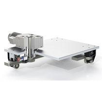 Guía lineal de patín / para carga pesada / motorizada