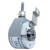 Encóder rotativo incremental / óptico / de eje hueco ciego / IP65