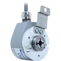 Encóder rotativo incremental / óptico / de eje hueco / ultrarrobusto
