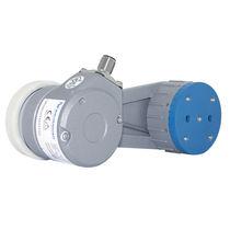 Sistema de medición de longitud / con ajuste centralizado / con ruedas de medición de 200 mm / compacto