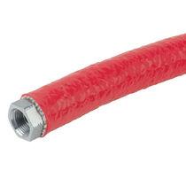 Manguito de protección contra incendio para tuberías de plástico