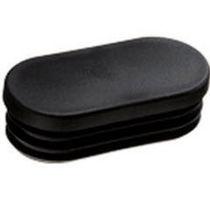 Tapón aletado / ovalado / de rosca / de polietileno de baja densidad (PEBD)