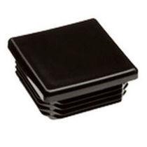 Tapón aletado / cuadrado / de rosca / de polietileno de baja densidad (PEBD)
