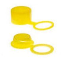 Tapón redondo / macho / de polietileno de baja densidad (PEBD) / de protección