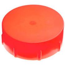 Capuchón de rosca / redondo / de polietileno de baja densidad PEBD / de protección