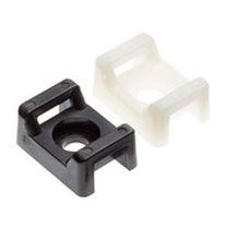 Soporte de montaje para brida sujetacables de plástico