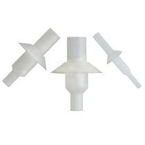 Tapón redondo / sin rosca / de silicona / para altas temperaturas