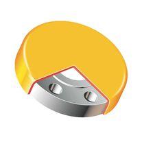 Tapón redondo / sin rosca / de polietileno / de protección