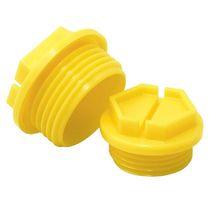 Tapón hexagonal / de rosca / de nailon / de protección