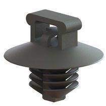 Soporte de montaje para brida sujetacables de presión / de plástico