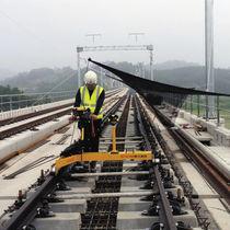 Sistema de medición de geometría / de equivalencia / para rieles / para aplicaciones ferroviarias
