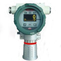 Detector de gas combustible / de difusión / en tiempo real / con alarma sonora