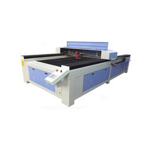 Máquina de corte de metal / láser CO2 / CNC