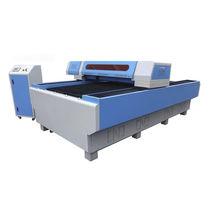 Máquina de corte de metal / láser / CNC / de marcado