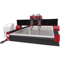 Máquina de grabado láser / para la piedra / de alta precisión