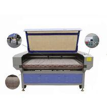Máquina de corte de tejido / láser / CNC / de grabado
