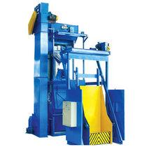 Granalladora de banda / para productos a granel