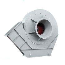 Ventilador centrífugo / de alta eficacia / silencioso / industrial