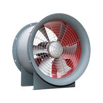 Ventilador axial / de pie / de circulación de aire / anticorrosión