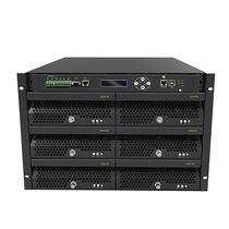 Sistema de alimentación ininterrumpida modular / online / trifásico / industrial