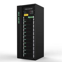 Sistema de alimentación ininterrumpida de doble conversión / trifásico / industrial / para centro de datos