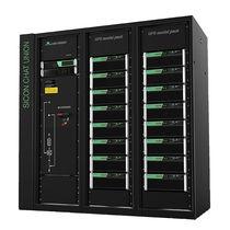 Sistema de alimentación ininterrumpida industrial / de doble conversión / trifásico / para centro de datos