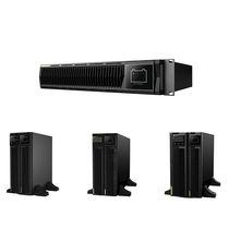 Ondulador UPS en bastidor / de doble conversión / trifásico / monofásico