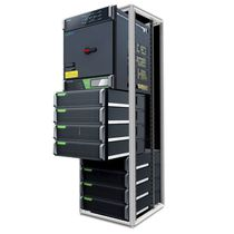 Ondulador UPS online / trifásico / industrial / para red