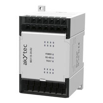Módulo de salida analógico / RS485 / de pared / para montaje sobre riel DIN