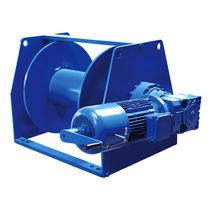 Cabrestante hidráulico / neumático / eléctrico / de elevación