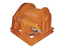 Cabrestante hidráulico / neumático / eléctrico / de tracción
