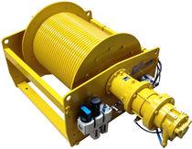 Cabrestante hidráulico / neumático / eléctrico / de arrastre
