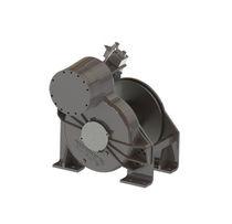 Cabrestante hidráulico / de tracción / compacto / planetario