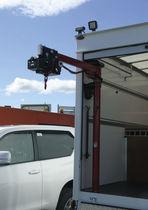 Grúa pluma móvil / para montar en vehículo