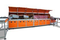 Horno de túnel / tratamiento térmico / de inducción / automático