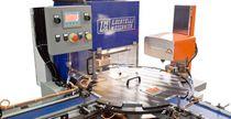 Máquina de acabado automática / de metal