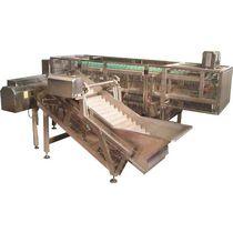 Máquina de corte para productos alimentarios / automática