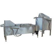 Paila industrial universal / para la industria alimentaria / automática
